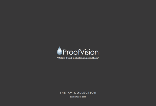 ProofVision Brochure